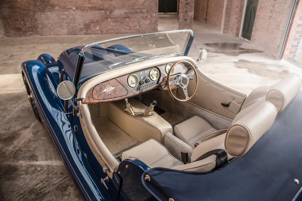 Morgan 4/4: Celebrando el 80 aniversario del icónico modelo 3