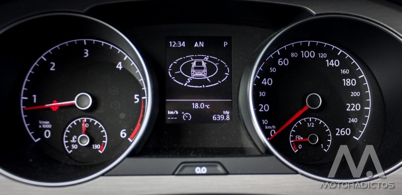 Prueba: Volkswagen Golf Sportsvan 1.6 TDI 110 CV DSG (equipamiento, comportamiento, conclusión) 1