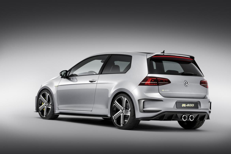 El Volkswagen Golf R400 sí que podría ver la luz... y traerá sorpresas