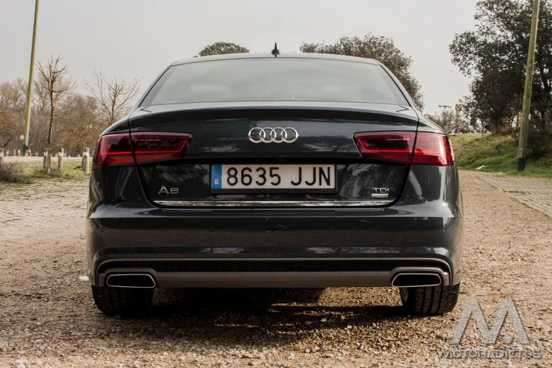 Prueba: Audi A6 2.0 TDI 190 CV Ultra S line Edition (diseño, habitáculo, mecánica) 3