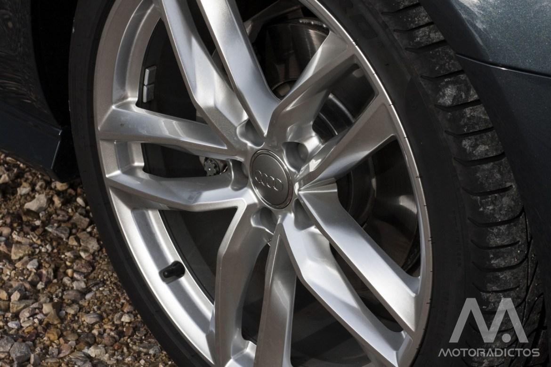 Prueba: Audi A6 2.0 TDI 190 CV Ultra S line Edition (equipamiento, comportamiento, conclusión) 6