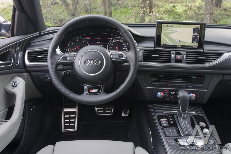 Prueba: Audi A6 2.0 TDI 190 CV Ultra S line Edition (equipamiento, comportamiento, conclusión) 7
