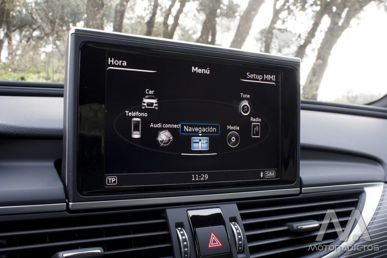 Prueba: Audi A6 2.0 TDI 190 CV Ultra S line Edition (equipamiento, comportamiento, conclusión) 8