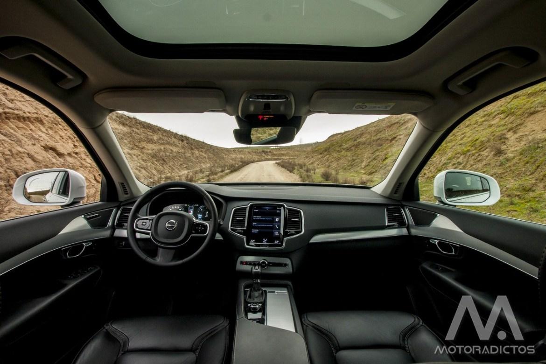 Prueba: Volvo XC90 D5 AWD (diseño, habitáculo, mecánica) 3