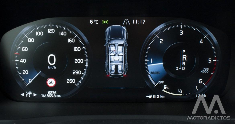 Prueba: Volvo XC90 D5 AWD (diseño, habitáculo, mecánica) 10