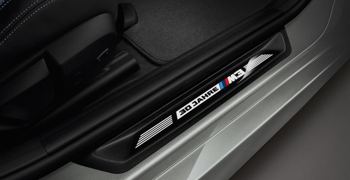 BMW M3 '30 Jahre': 500 unidades para celebrar el 30 aniversario 3