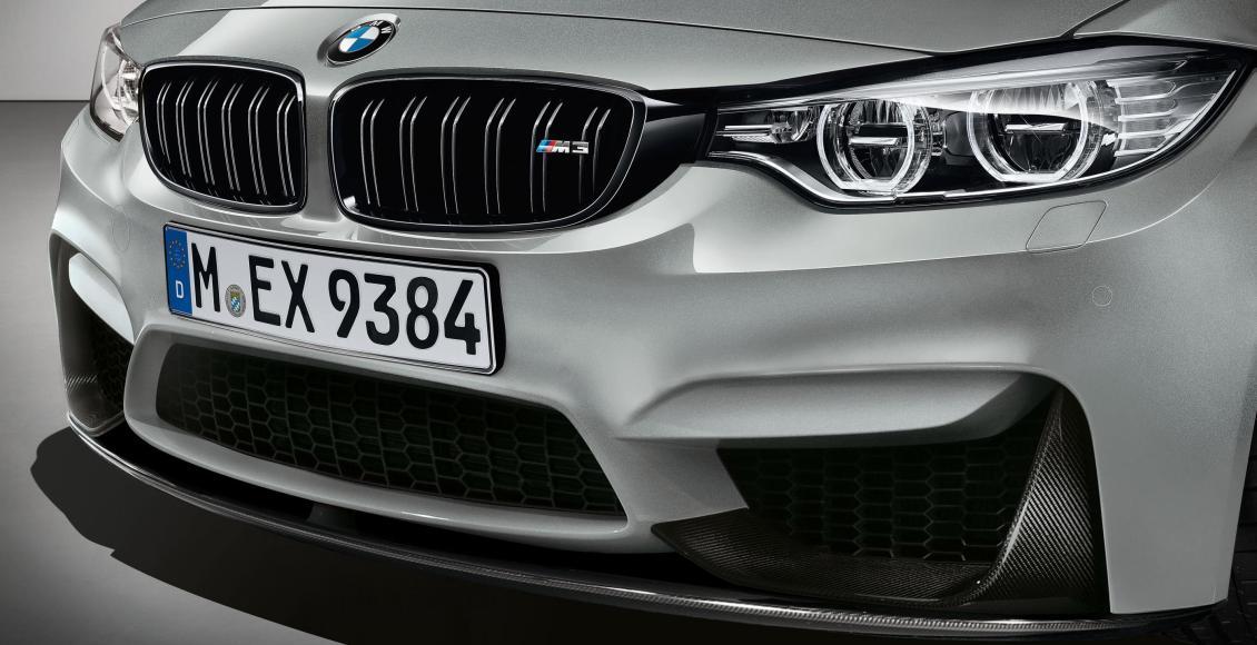 BMW M3 '30 Jahre': 500 unidades para celebrar el 30 aniversario 4