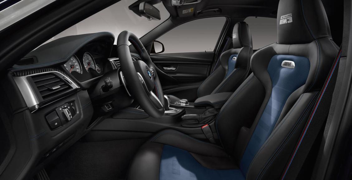BMW M3 '30 Jahre': 500 unidades para celebrar el 30 aniversario 5