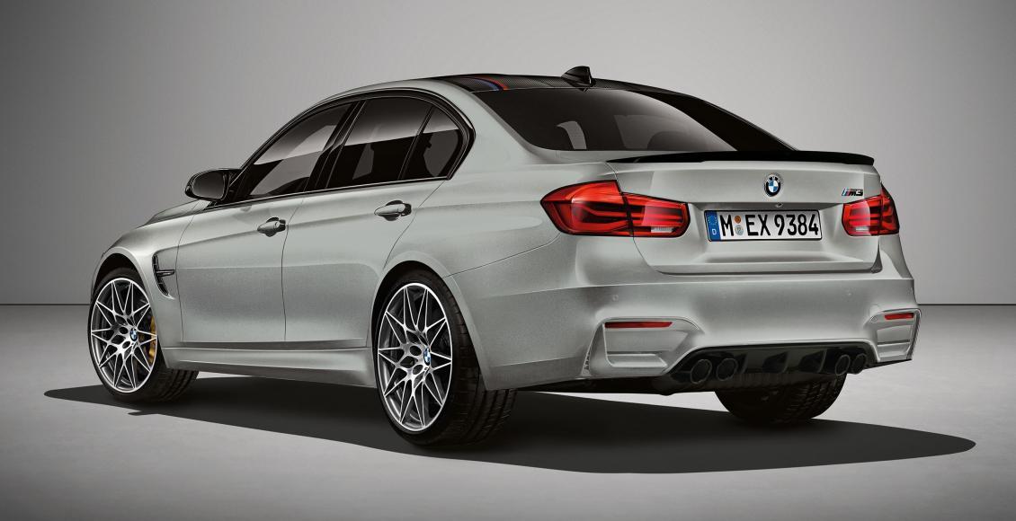 BMW M3 '30 Jahre': 500 unidades para celebrar el 30 aniversario 6