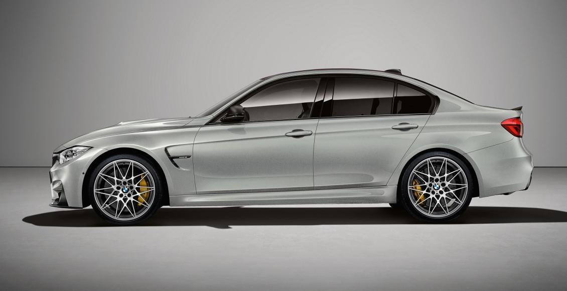 BMW M3 '30 Jahre': 500 unidades para celebrar el 30 aniversario 8
