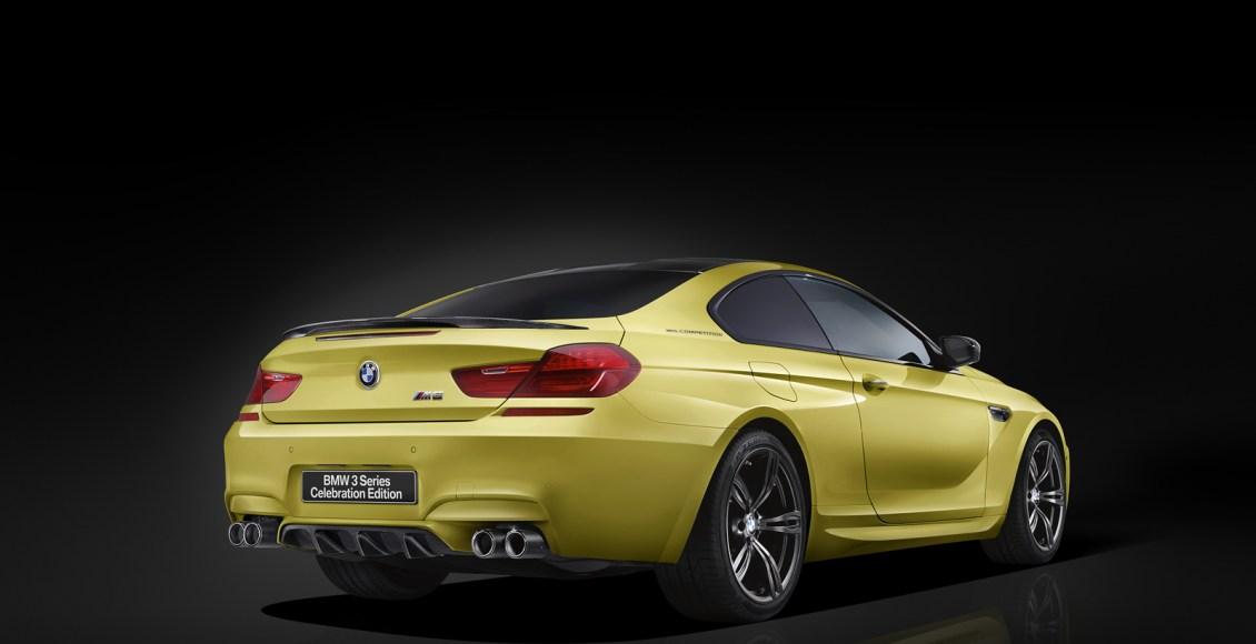 BMW M6 Celebration Edition Competition: 13 unidades para celebrar el centenario en Japón 2
