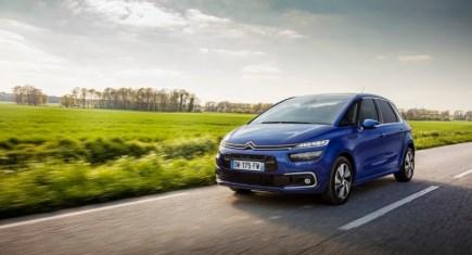 Citroën C4 Picasso y Grand C4 Picasso 2016: Más equipado y con un rediseño frontal