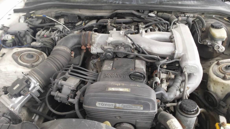 Este Toyota Supra MKIV tiene 837.000 sin haber cambiado motor: ¡Tal como lo ves! 2