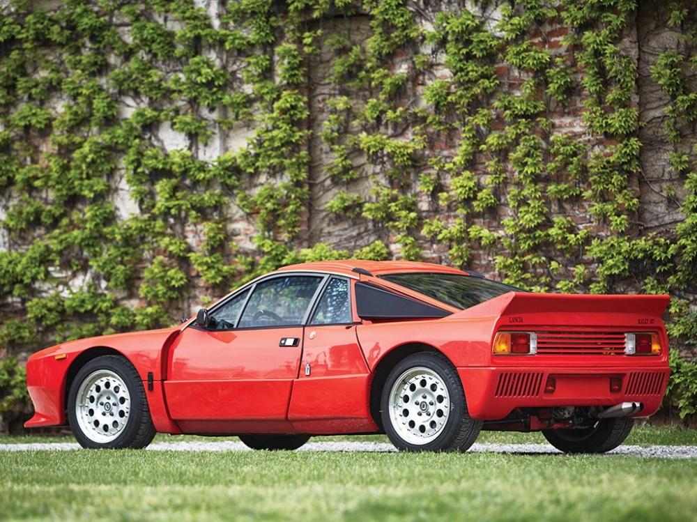 ¿Quieres hacerte con una de las 207 unidades del Lancia 037 Stradale de calle? 2