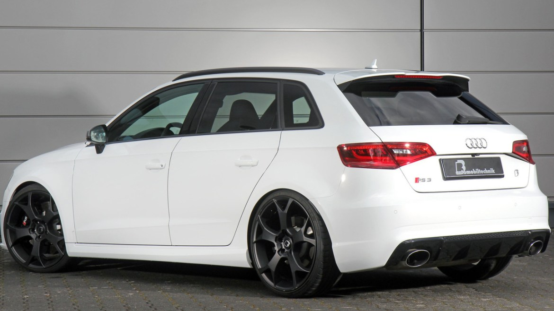 B&B Audi RS3: 450 caballos y 0 a 100 km/h en 3.3 segundos 2