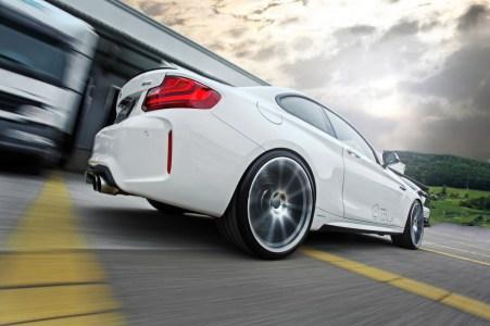 Dähler le mete el motor S55 del BMW M4 en el BMW M2 y lo potencia hasta los 540 CV