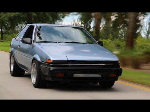 Este Toyota Ae86 Tiene Sorpresa Un Motor F22c De Honda S2000 Con 880 Cv