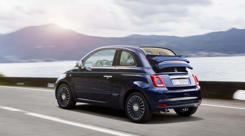 Fiat 500 Riva: Cuando la inspiración náutica se apodera de la ciudad 4