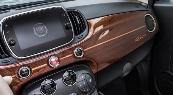 Fiat 500 Riva: Cuando la inspiración náutica se apodera de la ciudad