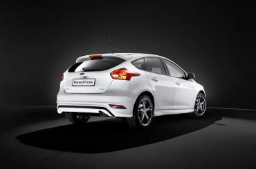 Ford Fiesta ST-Line y Focus ST-Line: Estética deportiva, motores terrenales