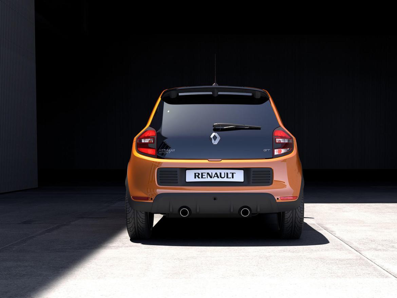 Renault Twingo GT: 1.100 kg, propulsión trasera y 110 CV 3