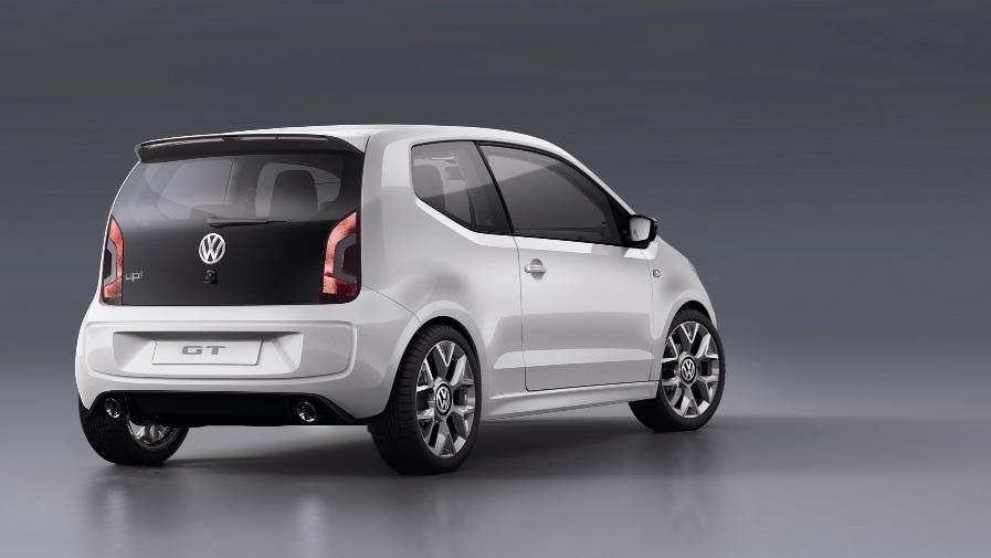 Un Volkswagen Up! GTI con 115 CV para poner las cosas feas al Abarth 595 1
