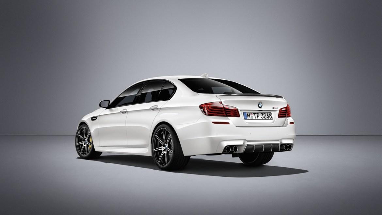 BMW M5 Competition Edition: solo 200 unidades y 600 caballos 1