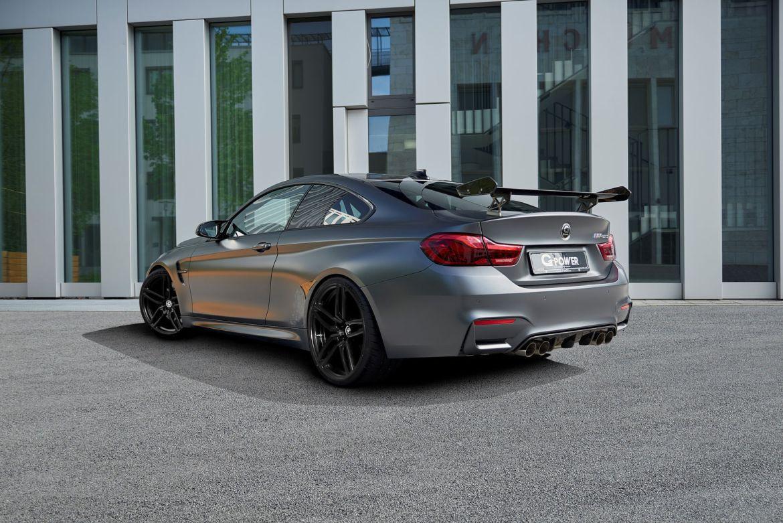 El BMW M4 GTS también tiene cabida en G-Power 3