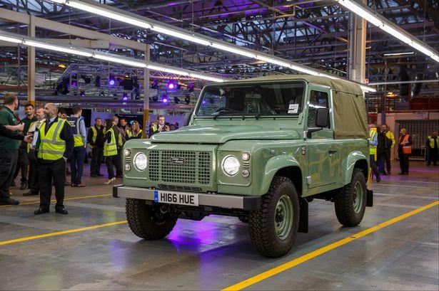 Inaudito: El Land Rover Defender podría volver a las cadenas de producción 2