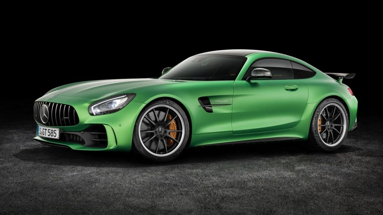 La producción del Mercedes AMG GT R no superará las 2.000 unidades 2