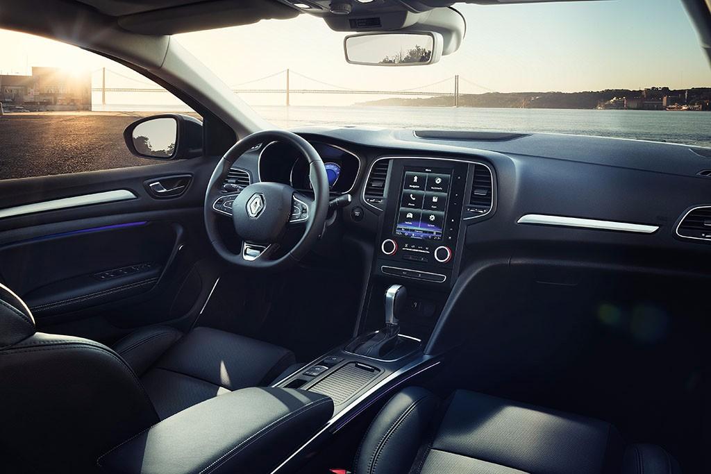 Renault Mégane Sedán 2017: Llega el eslabón anterior al Talisman 12