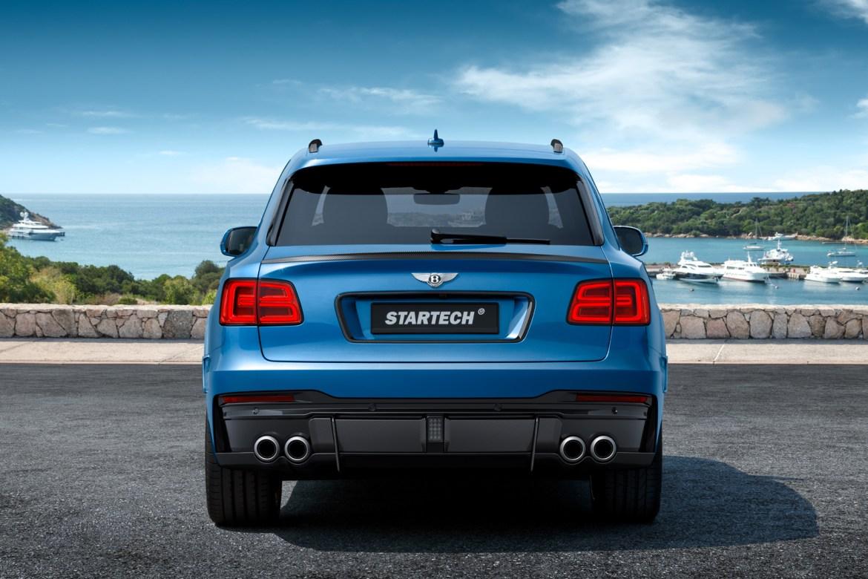 Ya puedes tunear tu Bentley Bentayga gracias a Startech 1