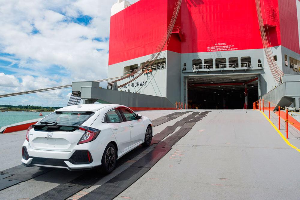 Honda CIvic 5 puertas: Así es la nueva generación del exitoso modelo compacto 3