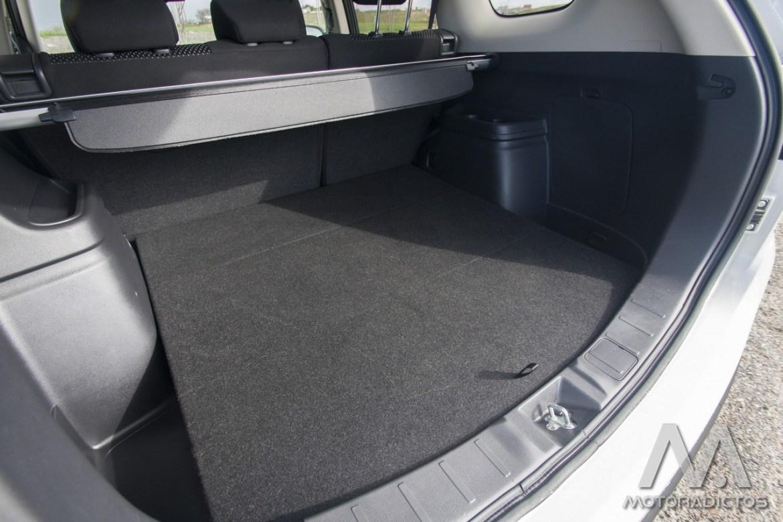 Prueba: Mitsubishi Outlander 220 DI-D 150 CV 2WD (diseño, habitáculo, mecánica) 16