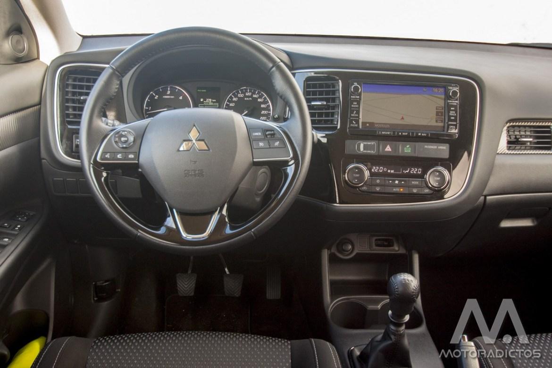 Prueba: Mitsubishi Outlander 220 DI-D 150 CV 2WD (diseño, habitáculo, mecánica) 23