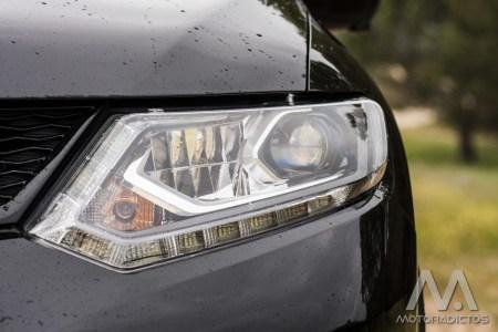 Prueba: Nissan X-Trail DIG-T 163 CV 4x2 Tekna (equipamiento, comportamiento, conclusión)