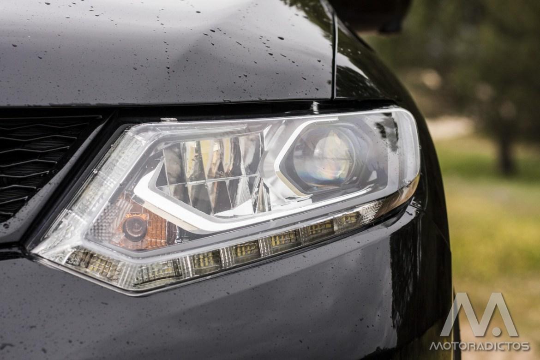 Prueba: Nissan X-Trail DIG-T 163 CV 4x2 Tekna (diseño, habitáculo, mecánica) 8