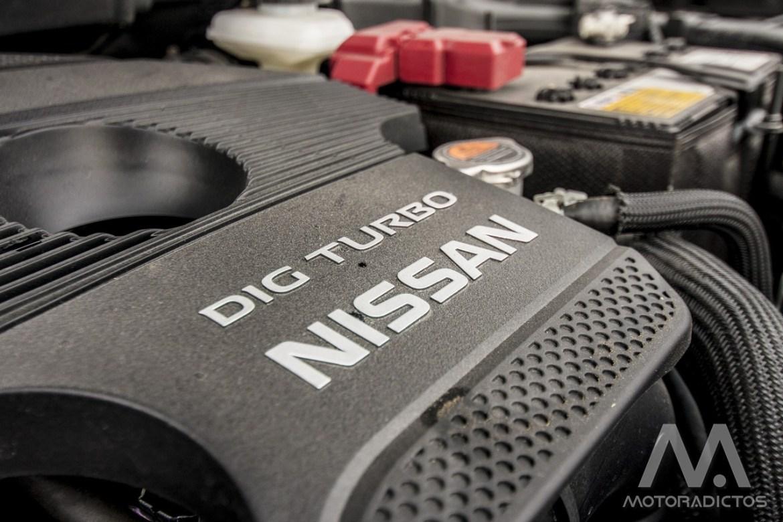 Prueba: Nissan X-Trail DIG-T 163 CV 4x2 Tekna (diseño, habitáculo, mecánica) 25