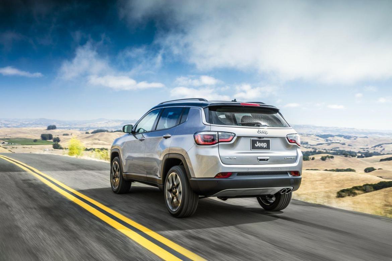 Así es el nuevo Jeep Compass 2017: Llega el reemplazo de los Patriot y Compass de anterior generación 1