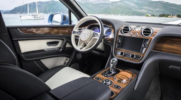 ¿Cuál es el SUV diésel más rápido del mundo? El Bentley Bentayga