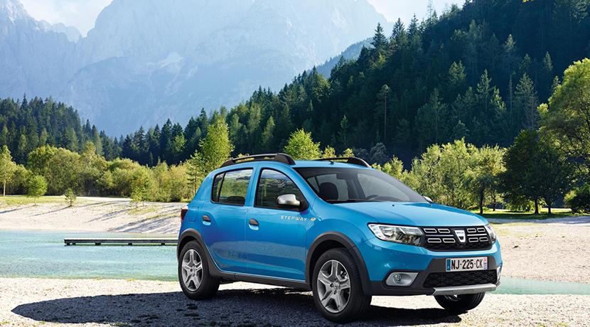 Dacia pone al día el Sandero y Logan: Ahora con caja EDC y un nuevo motor 6