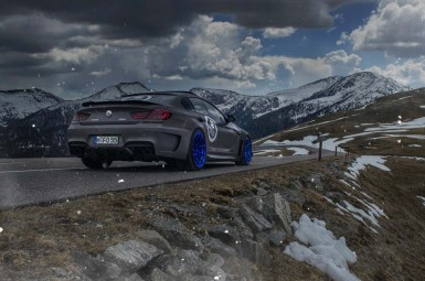 Fostla BMW 650ix Gran Coupe: La mejor manera para no pasar desapercibido