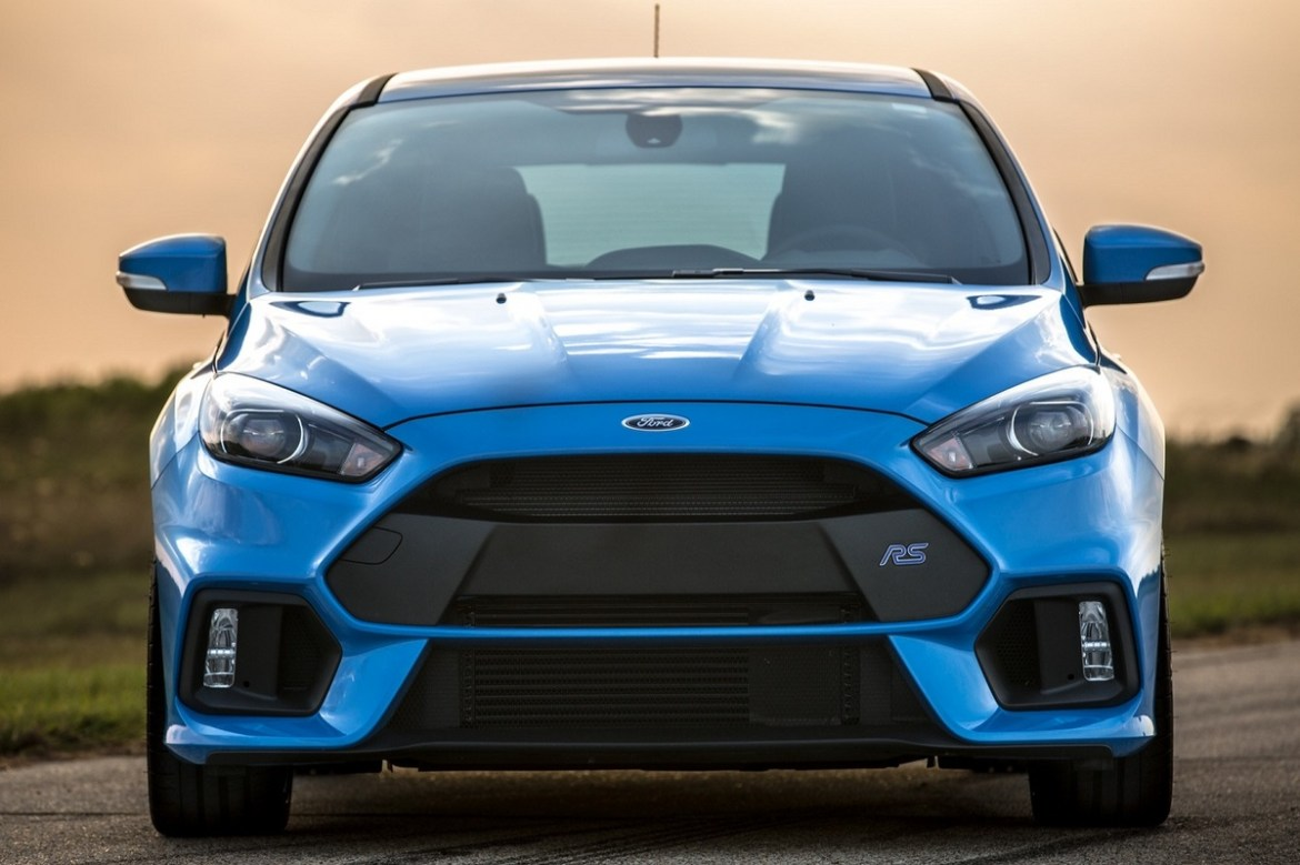 Hennessey Ford Focus RS HPE400, primera información oficial 2