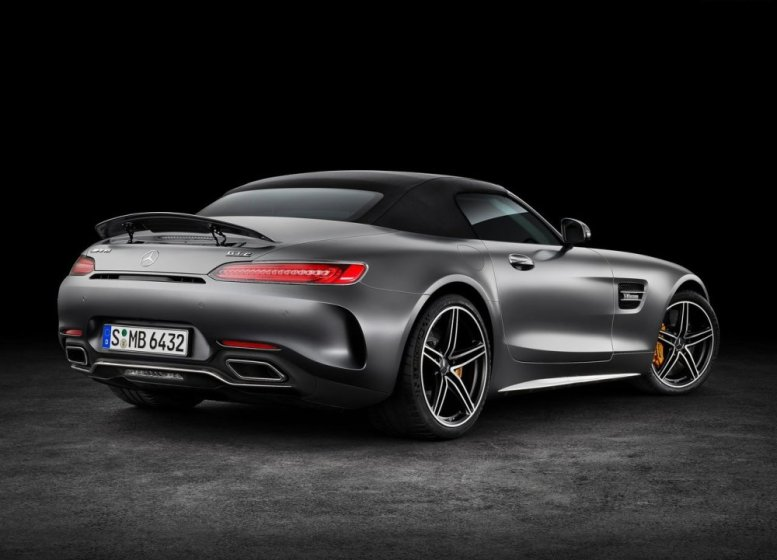 Mercedes-AMG GT Roadster y GT C Roadster: Para aquellos que disfrutan del viento