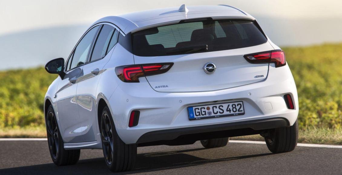 Opel Astra OPC Line Sport Pack: OPC parece, pero no es… 6