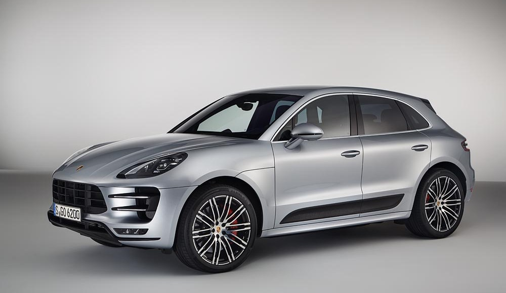 Porsche Macan Turbo Performance Package: 40 CV extra y mejor dinámica 4