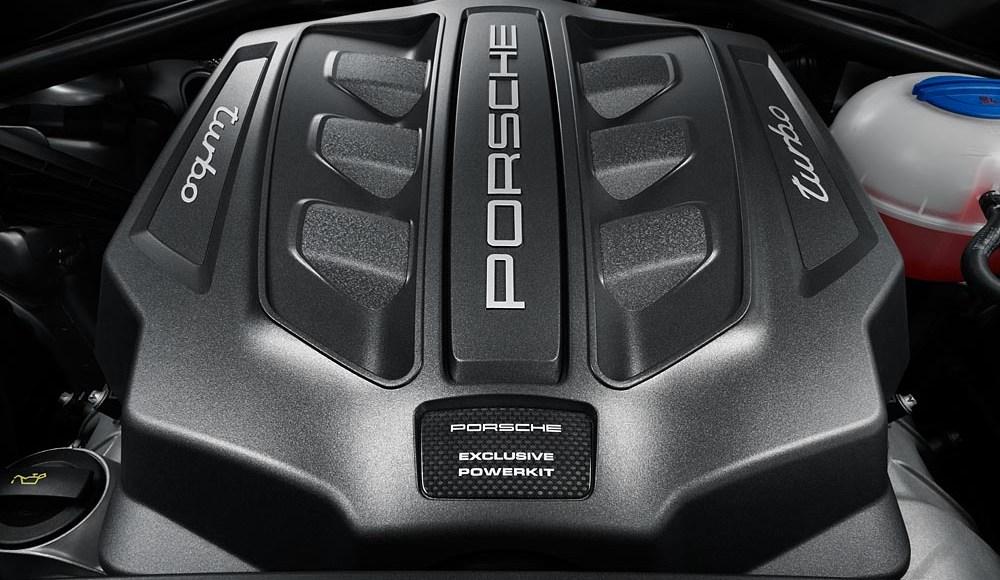Porsche Macan Turbo Performance Package: 40 CV extra y mejor dinámica 6