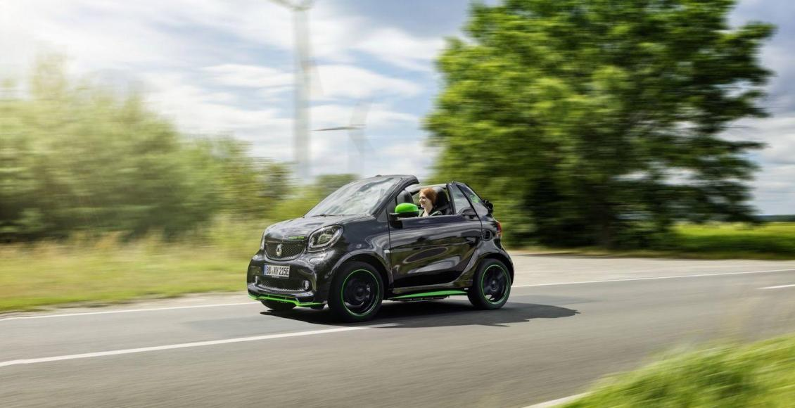 Smart Electric Drive 2017: La nueva gama eléctrica de Smart 3