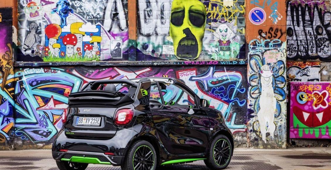 Smart Electric Drive 2017: La nueva gama eléctrica de Smart 5