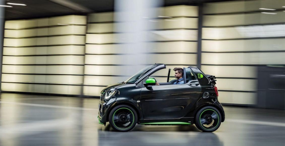 Smart Electric Drive 2017: La nueva gama eléctrica de Smart 39